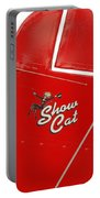 Show Cat Portable Battery Charger