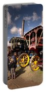 Showmans Engines At Dorset  Portable Battery Charger