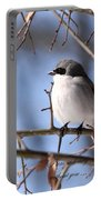 Shrike - Lonely - Missing You Portable Battery Charger
