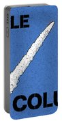 Shuttle Columbia Portable Battery Charger