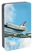 Shuttle Enterprise Comes To Ny Portable Battery Charger