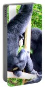 Siamang Gibbons Portable Battery Charger