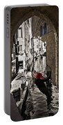 Sicily Meets Venice Portable Battery Charger