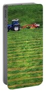 Silage Making, Ireland Portable Battery Charger