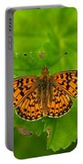 Silver-bordered Fritillary Portable Battery Charger