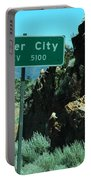 Silver City Nevada Portable Battery Charger