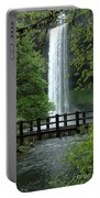 Silver Falls 2 In Oregon Portable Battery Charger