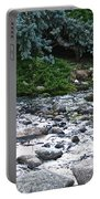 Silver Stream Portable Battery Charger