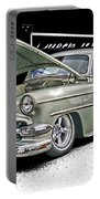 Silver Street Rod Hdr Portable Battery Charger
