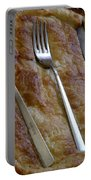 Silverware Tart Portable Battery Charger
