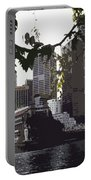 Singapore's Merlion Portable Battery Charger by Juergen Weiss