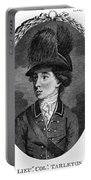 Sir Banastre Tarleton Portable Battery Charger