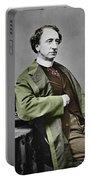 Sir John A. Macdonald Portable Battery Charger