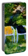 Six Summer Chairs Portable Battery Charger
