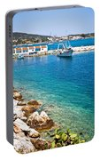 Skiathos Harbour Portable Battery Charger