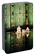 Slc Temple Nativity Portable Battery Charger