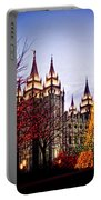 Slc Temple Tree Light Portable Battery Charger