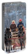 Sleigh Ride In The Frontenac Axis Portable Battery Charger