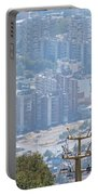 Sliven Bulgaria From Chair Lift Portable Battery Charger
