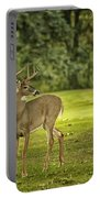 Small Stag Portable Battery Charger
