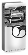 Smith & Wesson Revolver Portable Battery Charger