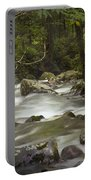 Smokey Mountain Stream No.326 Portable Battery Charger
