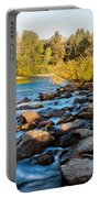Smooth Rapids Portable Battery Charger