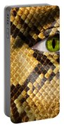 Snake Eye Portable Battery Charger by Semmick Photo