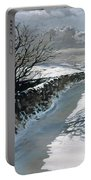 Snow Above Barbondale - Barbon Portable Battery Charger