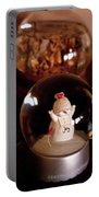 Snow Globes Portable Battery Charger