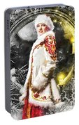 Snow Queen Portable Battery Charger