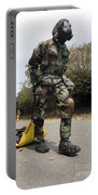 Soldier Drags A Simulated Attack Victim Portable Battery Charger