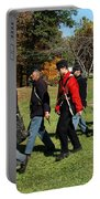 Soldiers March Color Portable Battery Charger