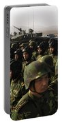 Soldiers With The Peoples Liberation Portable Battery Charger