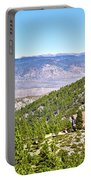 Solitude With A View - Carson City Nevada Portable Battery Charger