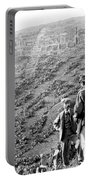 Soluntum Sicily - Old Roman Town Ruins - C 1906 Portable Battery Charger