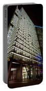Sony Center At Night Portable Battery Charger