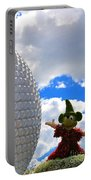 Sorcerer Mickey Portable Battery Charger