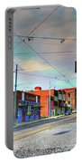 South Main Street Memphis Portable Battery Charger