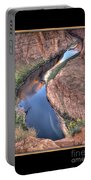 South Side Of Horseshoe Bend Portable Battery Charger