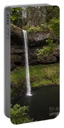 South Silver Falls Into The Pool Portable Battery Charger