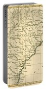 Southeast Coast Of America Portable Battery Charger