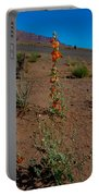 Southwest Wildflower Portable Battery Charger