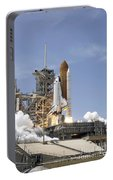 Space Shuttle Atlantis Twin Solid Portable Battery Charger