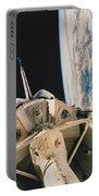 Space Shuttle Columbia Portable Battery Charger