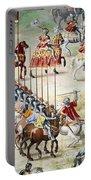Spain: Higueruela, 1431 Portable Battery Charger