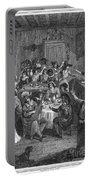 Spain: Inn, 1810 Portable Battery Charger