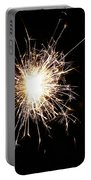 Spangle Portable Battery Charger by Susan Herber