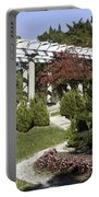 Spanish Point Garden Portable Battery Charger