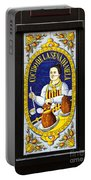 Spanish Tiles Portable Battery Charger